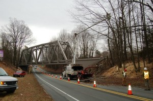 West Webb Bridge enhancements Spring 2015